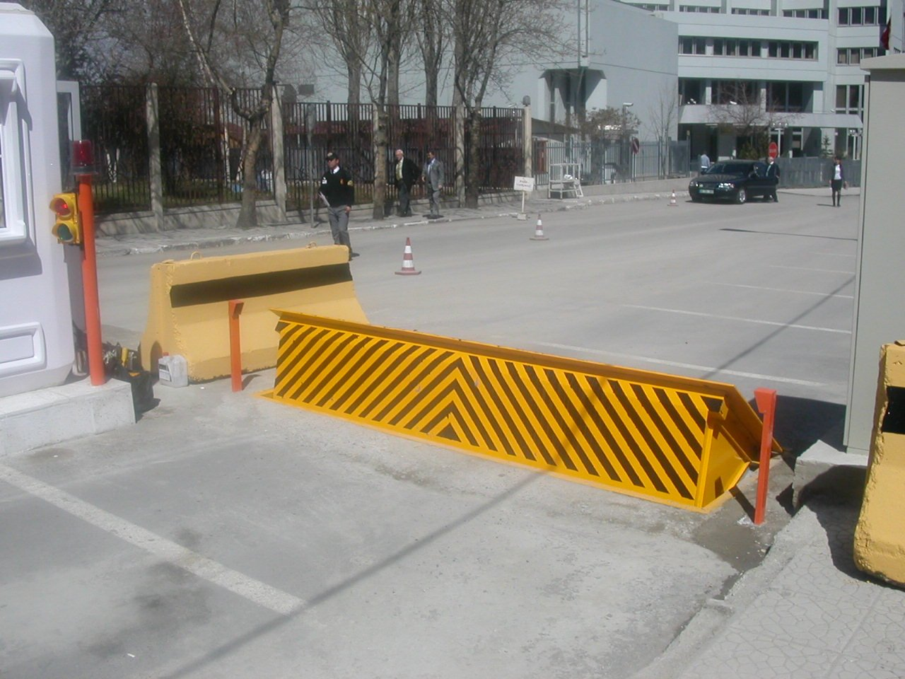 Security Gates & Barriers